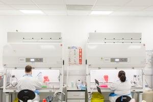 APIS Assay Technologies laboratories