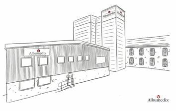 Albumedix' four-storey manufacturing facility expansion