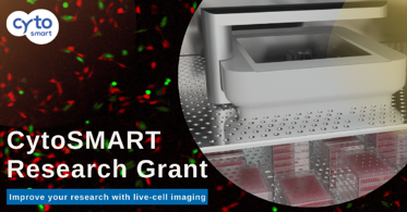 Automated CytoSMART microscopes are suitable for monitoring cell cultures