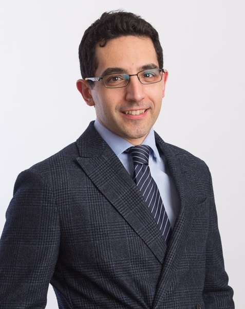 Dr Andrea Billè, consultant thoracic surgeon at Guy's and St Thomas' and the study author