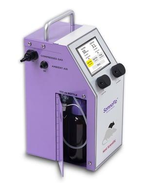 Kent Scientific's SomnoFlo™ Low-Flow Electronic Anesthesia Vaporizer