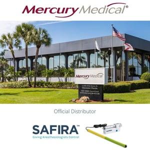 Mercury Medical with photo imagery