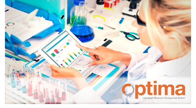 Optima Laboratory Resource Management System
