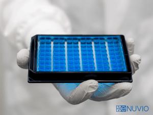 eNUVIO's fully high-throughput-compatible microfluidic platform for neuronal compartmentalization